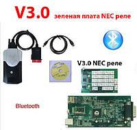 Autocom CDP+ Delphi DS150E двуплатный V3.0 NEC реле + Bluetooth
