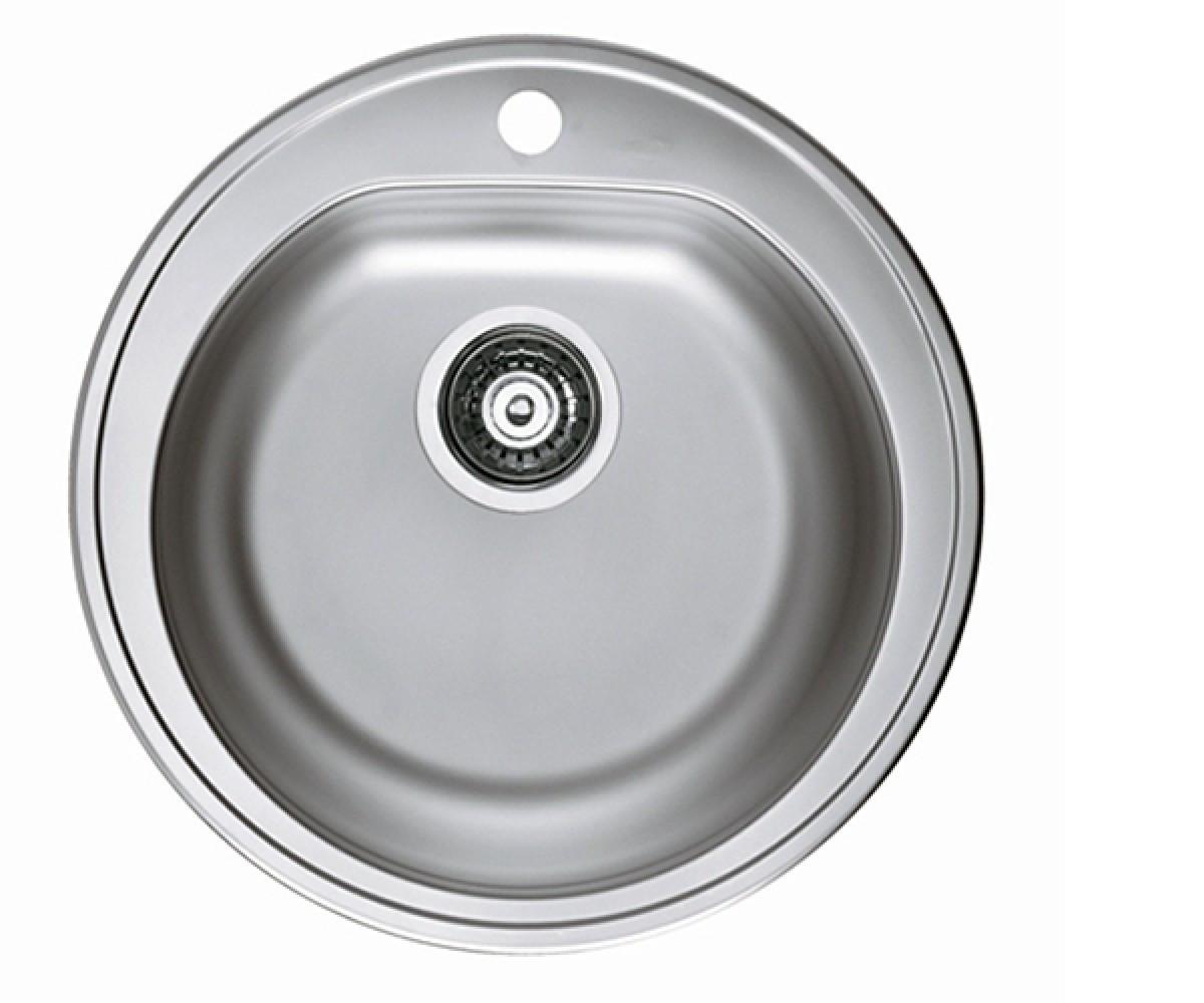 Кухонная мойка Alveus Form 30 (Нержавейка) (с доставкой)