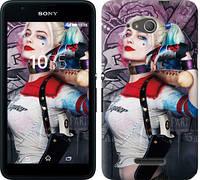 Чехол EndorPhone на Sony Xperia E4g Отряд самоубийц (3763u-326)