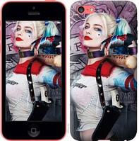 Чехол EndorPhone на iPhone 5c Отряд самоубийц (3763c-23)