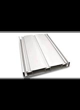 Профіль ПВХ система QUATTRO (4 м) 130 мм білий, для виготовлення світлових коробів