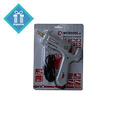 Пистолет клеевой 90Вт 10.8-11.5мм с выключателем INTERTOOL RT-1105