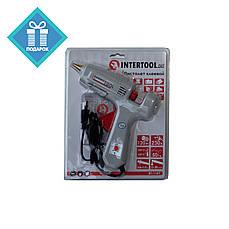 Пистолет клеевой 120Вт 10.8-11.5мм с регулятором температуры INTERTOOL RT-1107