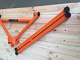 А -подібний важіль з поздовжніми тягами ВАЗ 2101-07, фото 3