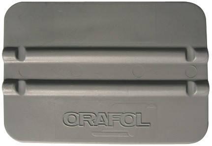 Ракель пластиковий сірий Orafol, фото 2