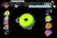 Груз Ушастик-таблетка silver eyes 7г 10шт (Лайм)