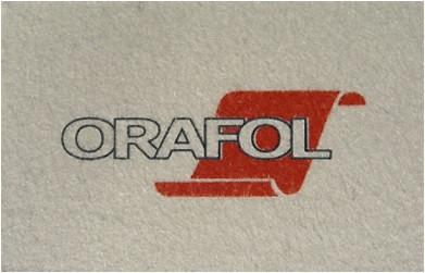 Ракель войлочний Orafol