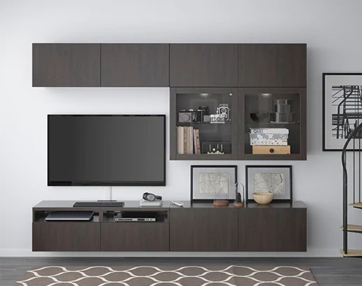 Мебель под телевизор IKEA