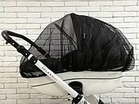 Москитная сетка на коляску Ok Style большая Черный