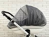 Москитная сетка на коляску Ok Style большая Серый, фото 1