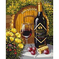 Картина по номерам на холсте Оттенки вкуса, KHO5551