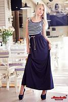 Платье летнее Морская № 96 маг