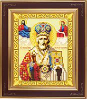 Повна скриня АР2003 Св. Николай Чудотворец, схема под бисер