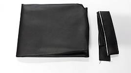 Чехол сиденья Alpha черный, без канта JOHN DOE