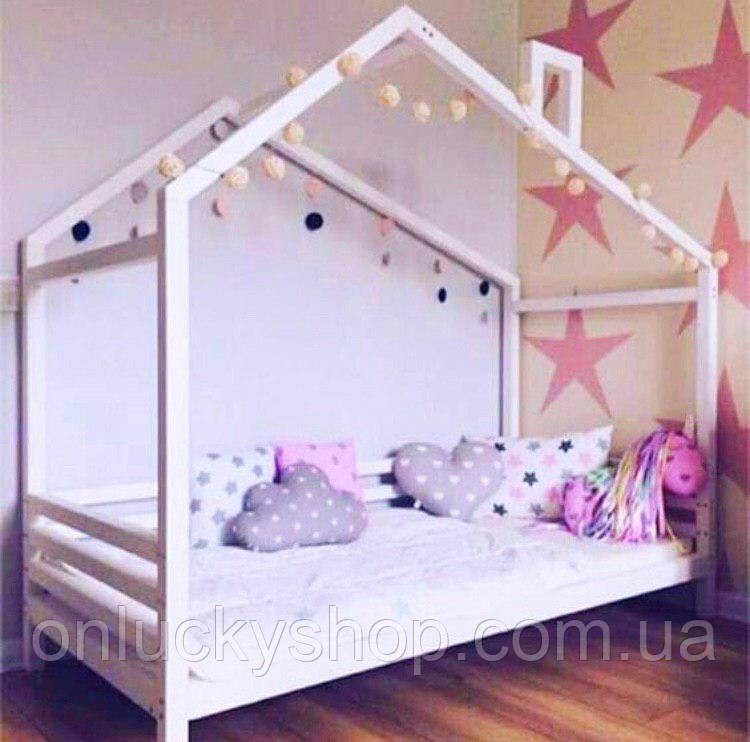 """Детская кровать """"Домик наоборот"""", кроватка для детей от 8 месяцев до 16  лет, цена 6400 грн., купить в Харькове — Prom.ua (ID#949615980)"""