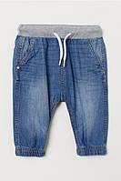 Детские джинсы  9-12, 12-18 месяцев, 1,5-2 года