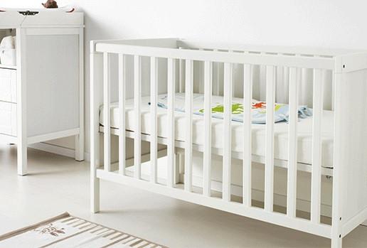Кроватки для малышей IKEA