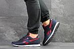 Мужские кроссовки Reebok (темно-синие с красным), фото 2