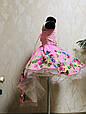 Платье со шлейфом для девочки, фото 7