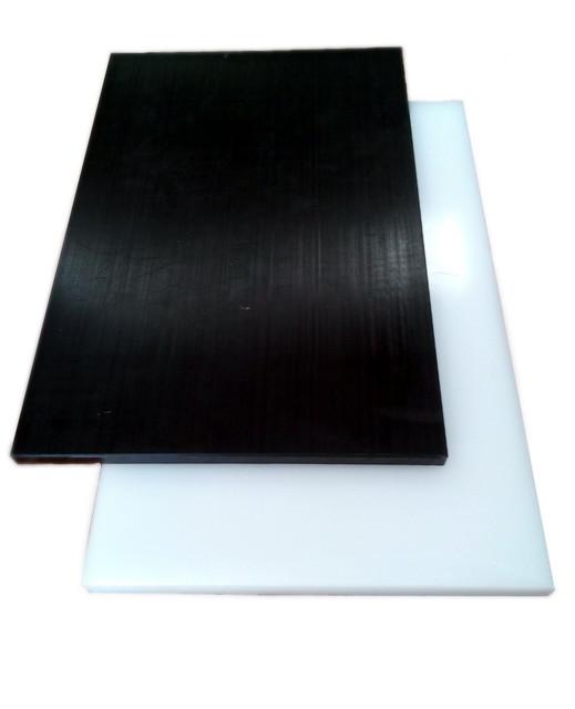 Полістирол HIPS 1 мм чорний, лист 1000х2000 мм, глянець/мат
