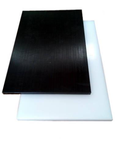 Полістирол HIPS 1 мм чорний, лист 1000х2000 мм, глянець/мат, фото 2