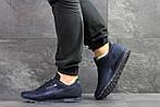 Мужские кроссовки Reebok (темно-синие), фото 2