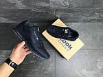Мужские кроссовки Reebok (темно-синие), фото 5