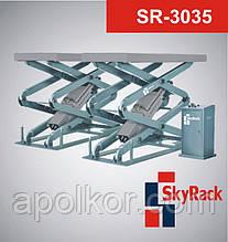 Ножничный подъемник SkyRack BASIC SR-3035