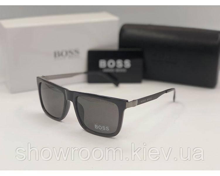 Мужские солнцезащитные очки в стиле Boss (129)