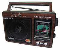 Радио Golon RX-9966 UAR