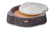 Песочница Лесной Пенек Little Tikes 644658E3, фото 1