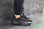 Мужские кроссовки Puma (черные) , фото 2