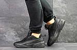 Мужские кроссовки Puma (черные) , фото 3