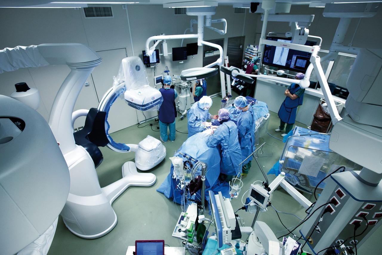 Проектирование многофункциональных больниц