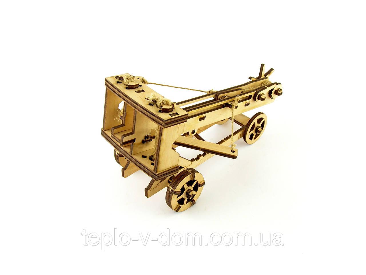 """3D Іграшка-конструктор  """"Баліста"""""""