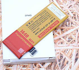 Аккумулятор iPhone 5 Avalanche (1440mAh) ALMP-P-AP.iP5CP1440 (батарея, АКБ), Акумулятор iPhone 5 Avalanche