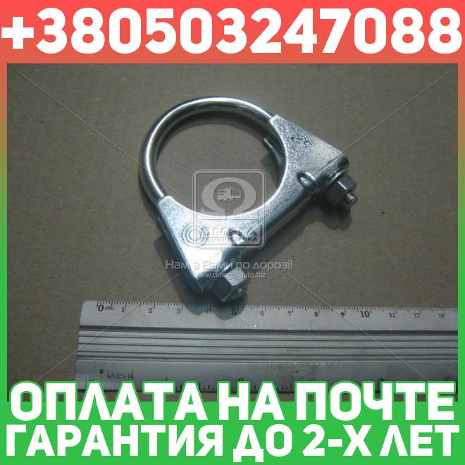⭐⭐⭐⭐⭐ Хомут крепления глушителя D=50 мм (производство  Fischer) ОПЕЛЬ,КОРСA  А, 911-950
