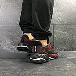 Мужские кроссовки Puma (бордовые) , фото 5
