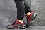 Мужские кроссовки Puma (бордовые) , фото 6