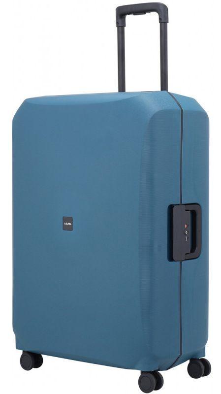 Пластиковый чемодан гигант Lojel VOJA Lj-PP12L_IBL 112 л, синий