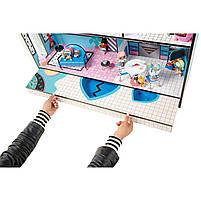 Кукольный домик L.O.L. Surprise House Меганабор ЛОЛ Модный особняк (555001), фото 6