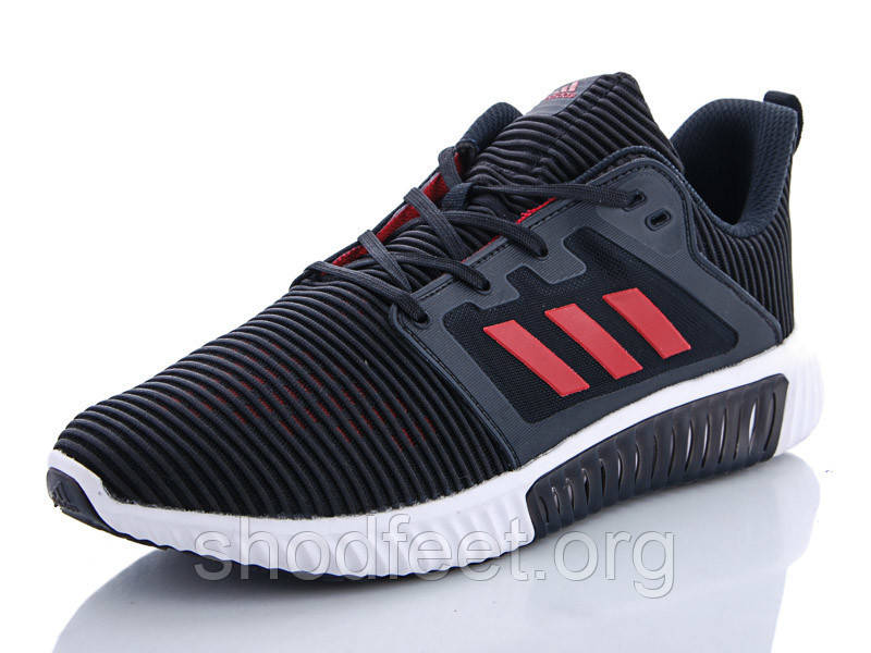 new arrival bbab3 1897a Мужские кроссовки Adidas ClimaCool Vent M Black Red White