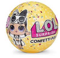 Лялька LOL Confetti Pop GOLD 9 серія, фото 1