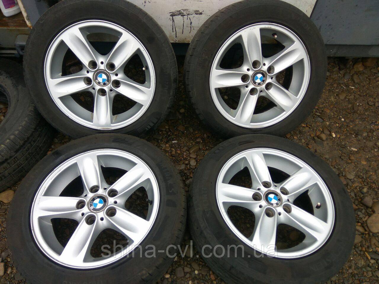Диски BMW серії 3  Е46 5/120 R16