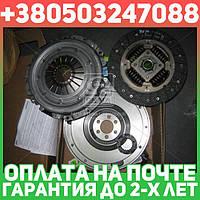⭐⭐⭐⭐⭐ Сцепление+ маховик AUDI A4 A6, VW PASSAT (8D2, B5) 81 KW 110 PS 1.8-1.9 TDI 95- (пр-во Valeo)