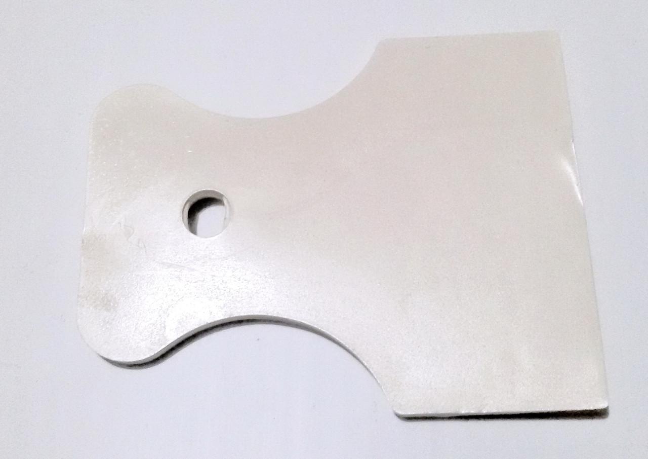 Шпатель гумовий широкий (70 мм)