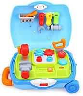 Игрушечный чемоданчик с инструментами Huile Toys (3106)