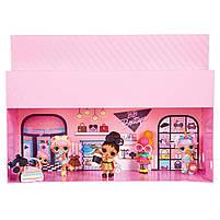 Игровой набор Лол L. O. L. Surprise Pop-Up Store Модный подиум 3-в-1 MGA (552314), фото 4