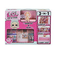 Игровой набор Лол L. O. L. Surprise Pop-Up Store Модный подиум 3-в-1 MGA (552314), фото 2