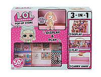 Игровой набор Лол L. O. L. Surprise Pop-Up Store Модный подиум 3-в-1 MGA (552314), фото 7